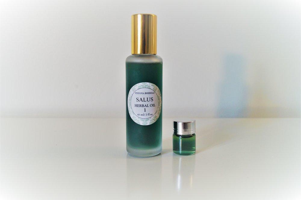 SALUS - Herbal Oil 1