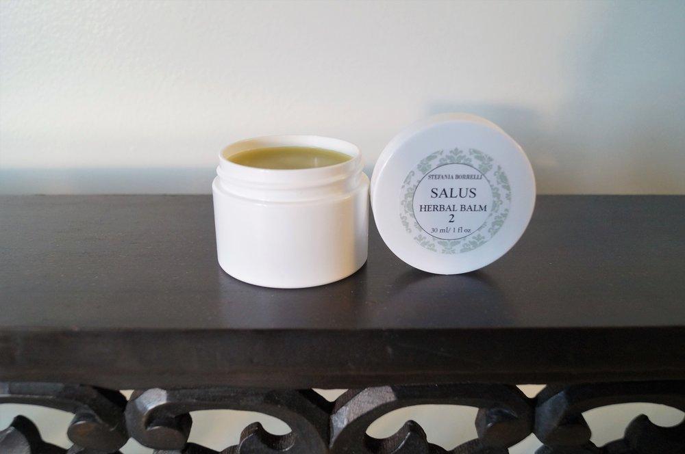SALUS - Herbal Balm 4