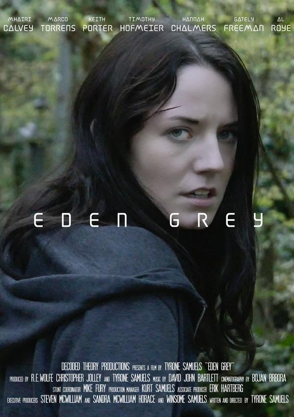 Eden Grey poster