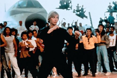 Cynthia Rothrock, Lady Dragon