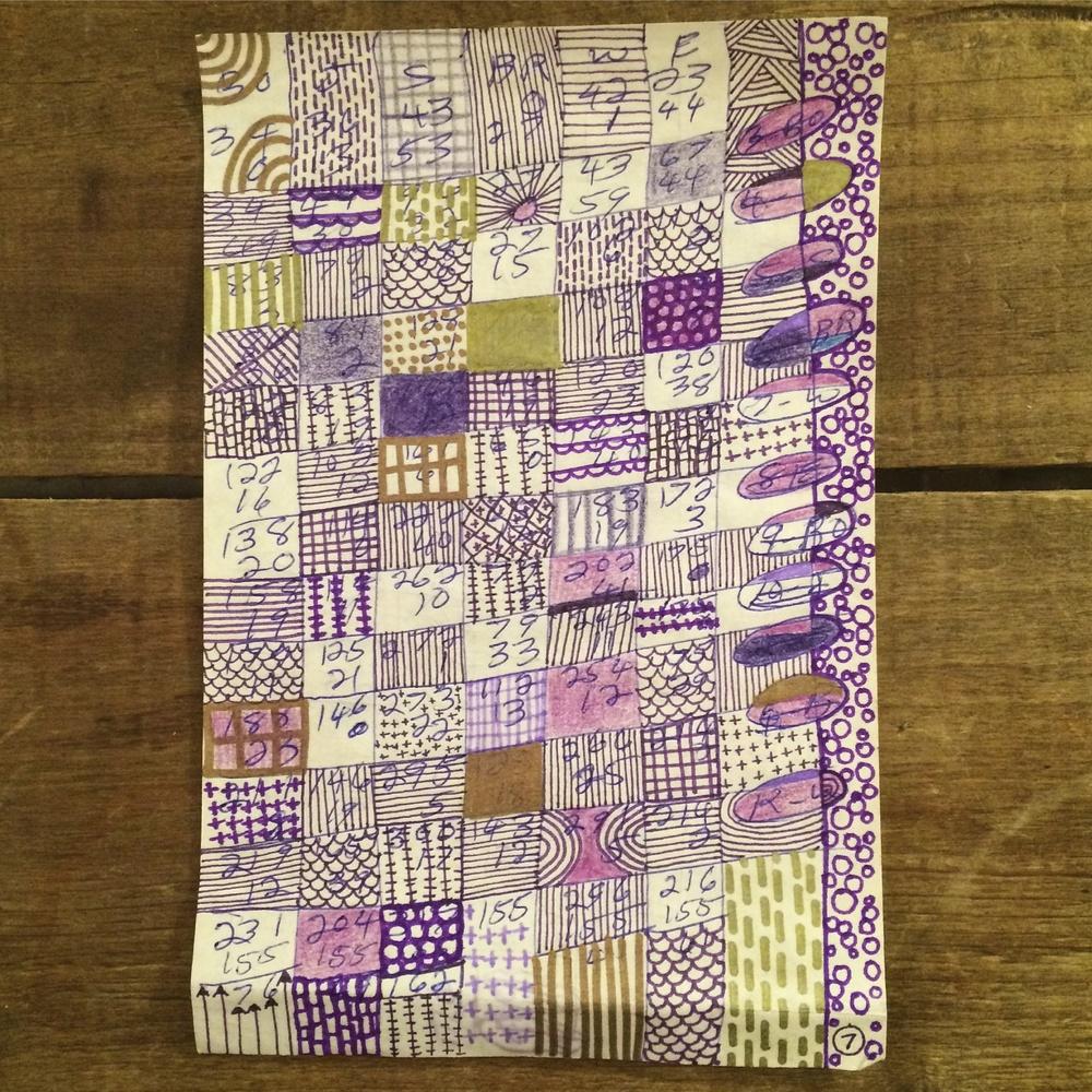 purple / $300