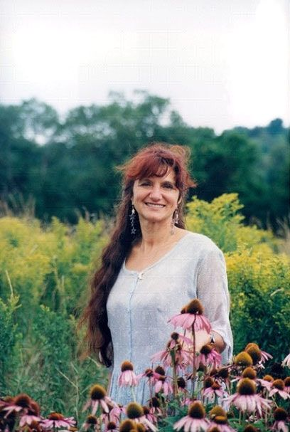 Herbalist / Teacher Rosemary Gladstar