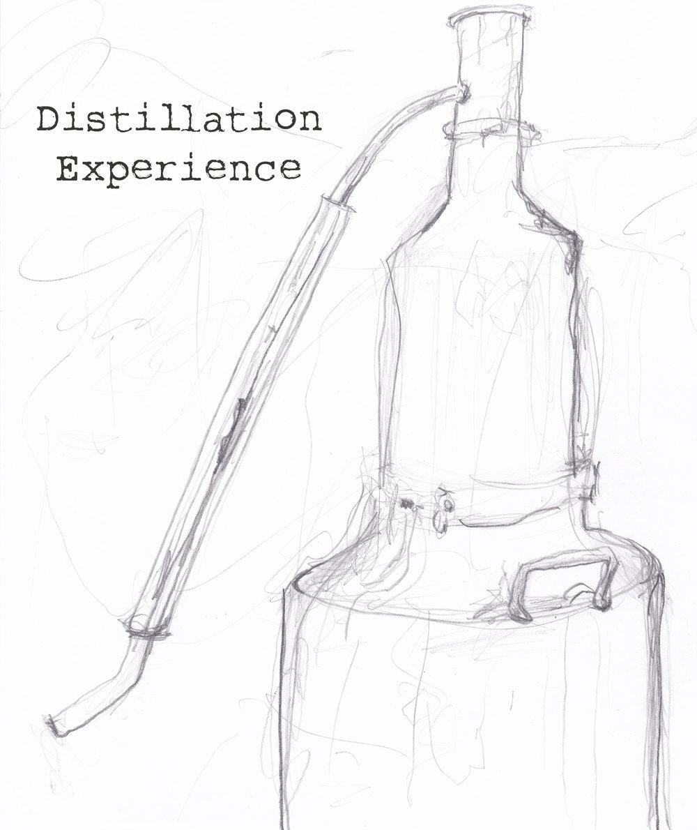 Distillation Experience - Wild Craft Oils
