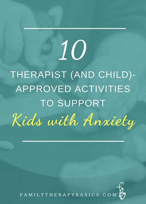 10 Therapist And Child Approved Activities To Support Kids With