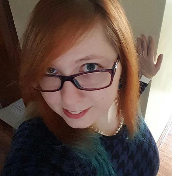 "Kaitlin ""VampireSiren"" Onore  Lead Graphical Designer & Marketing Specialist"