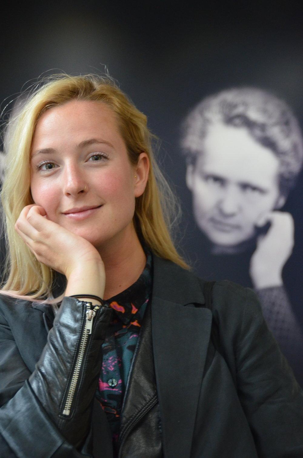Heidi Evans fondatrice de Women of Paris (Les Femmes de Paris)