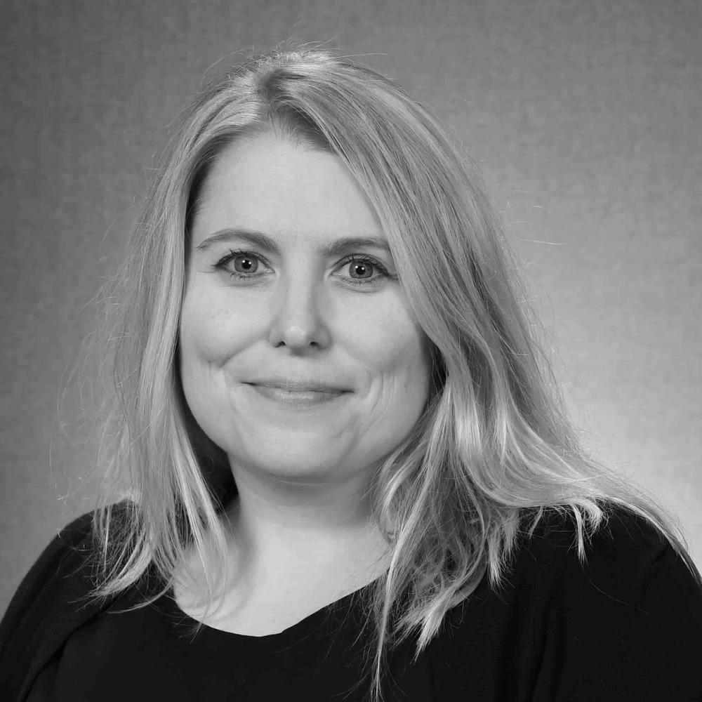 Sara Eckstein    Director of Talent Management