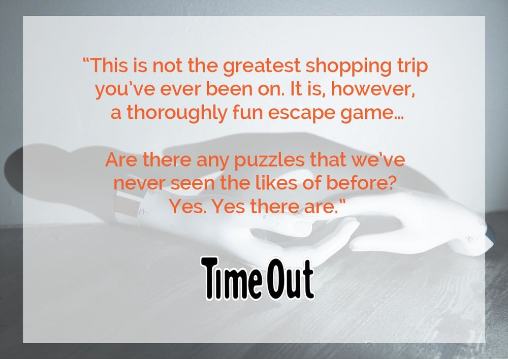 Do Stuff Escape Games TimeOut