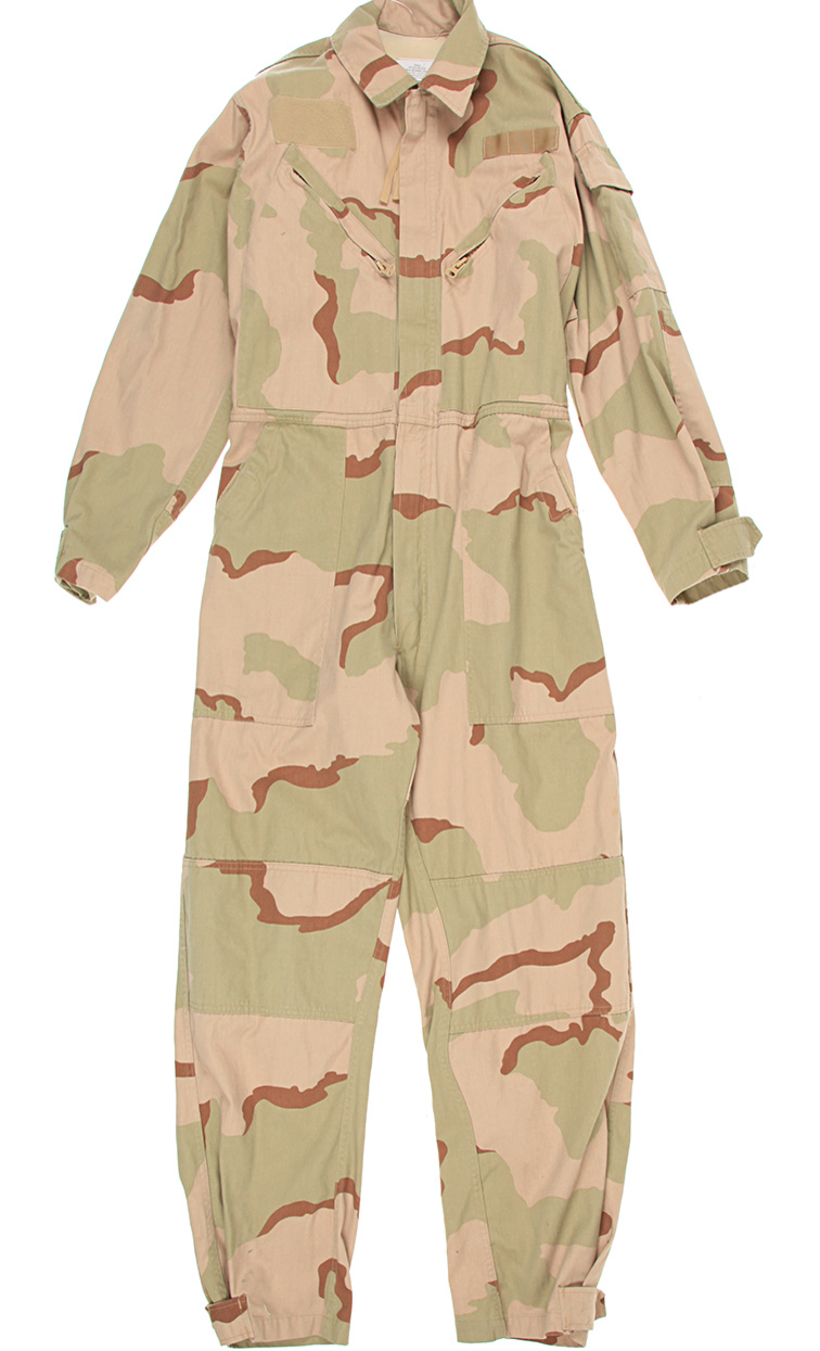 US ARMY DESERT CAMO COVERALL