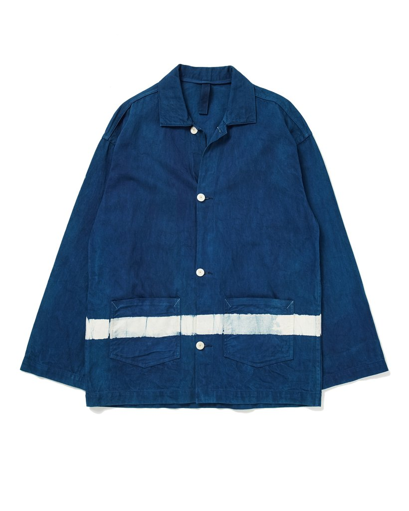 Natural Indigo Jacket
