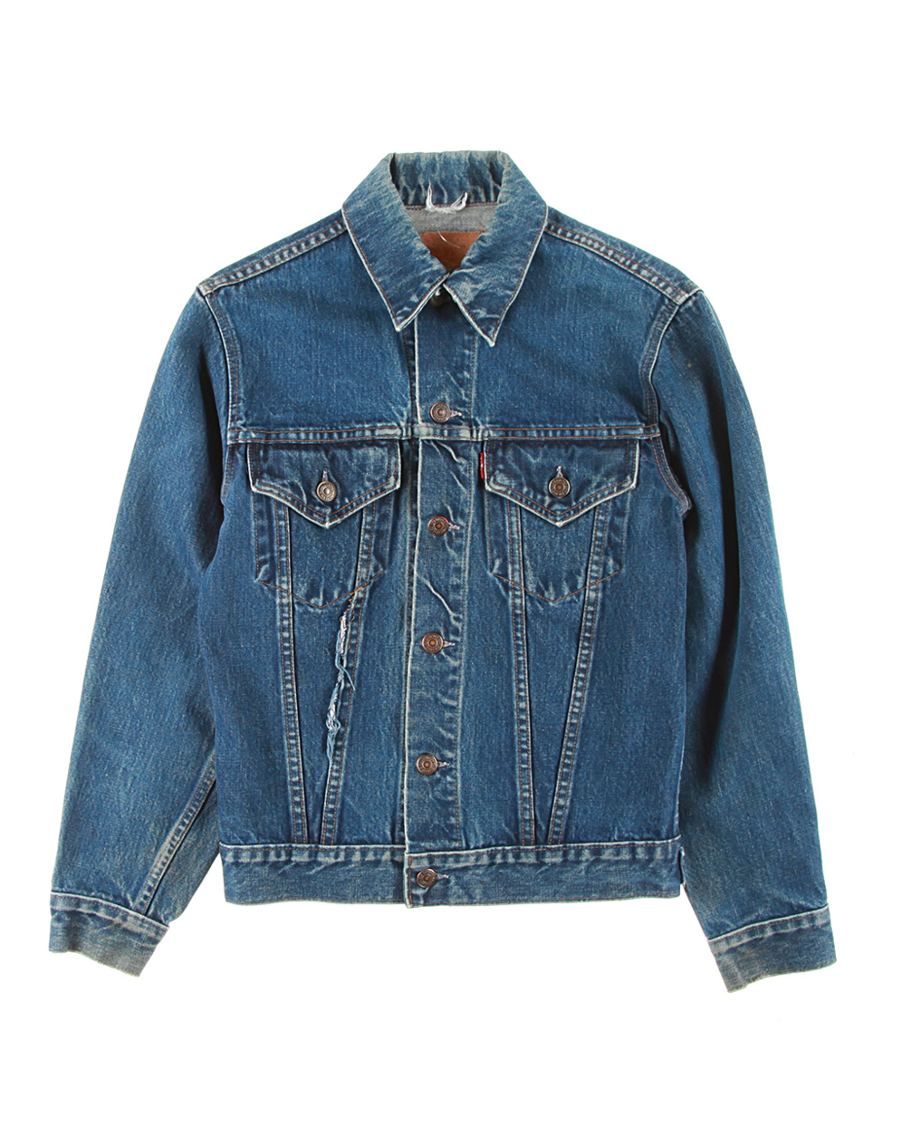 60s Rare Levi's Denim Jacket