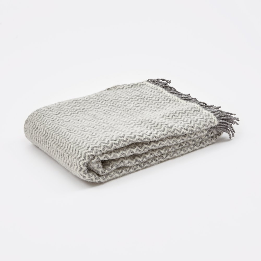 - Goodhood Store | Klippan Tango Throw - Made in 100% lambs wool this throw comes in a few different colours, all weaved in pure fibres and made by the family run company, Klippan of Sweden.