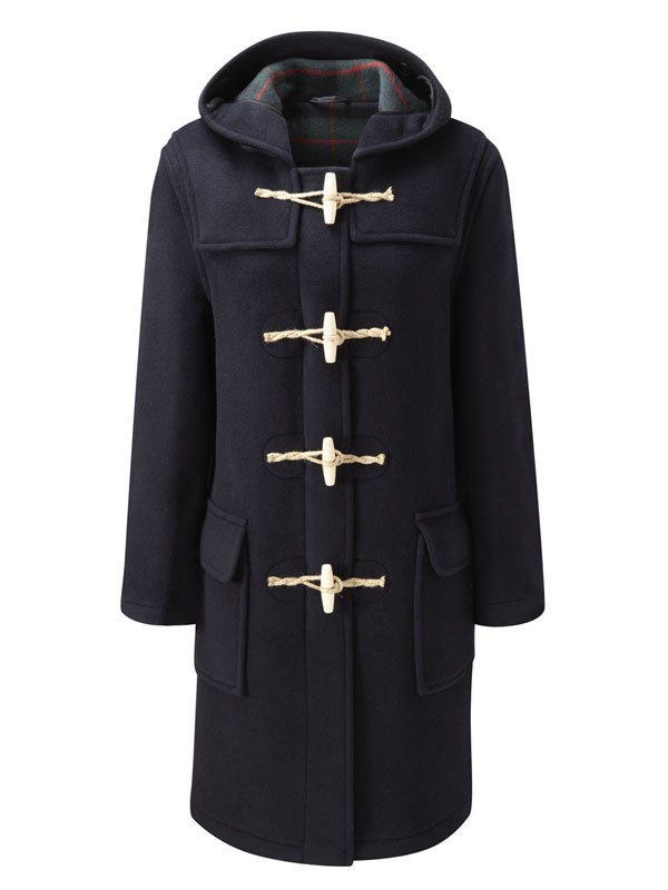 Montgomery Duffle Coat (Made in Britain) - £180.00