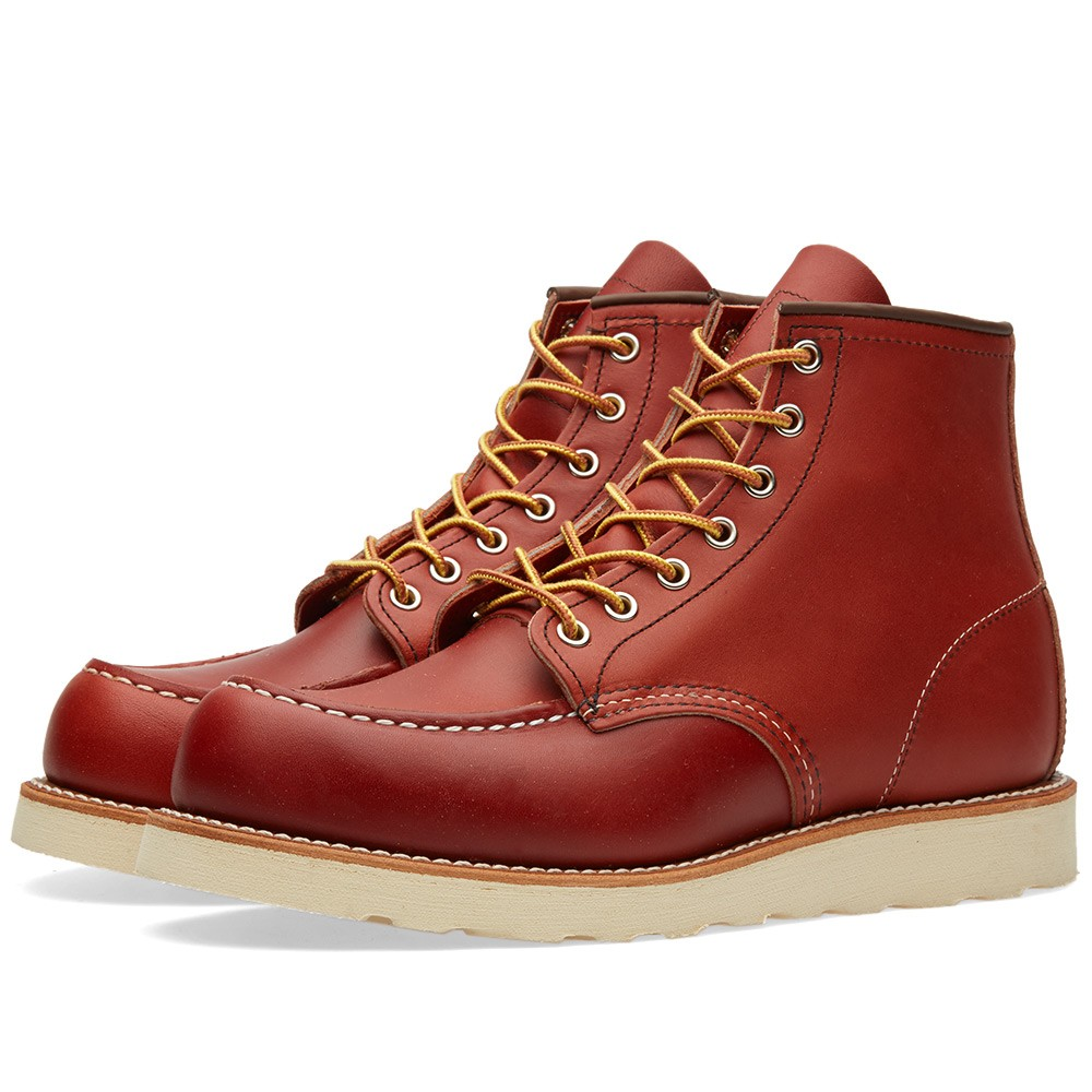 Red Wing 8131 Heritage Work Moc Toe Boot -End Clothing -  £239