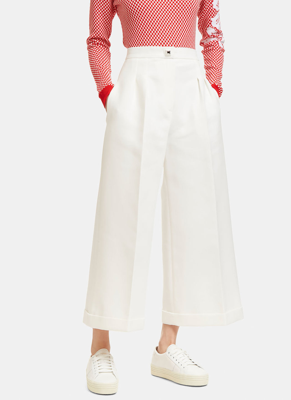 LNCC- Fendi Wide Leg Pant - £860