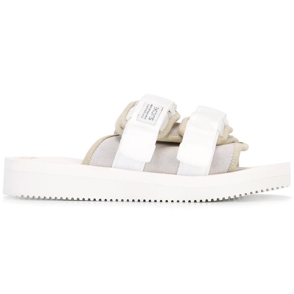 Suicoke Double Strap Sliders - £214