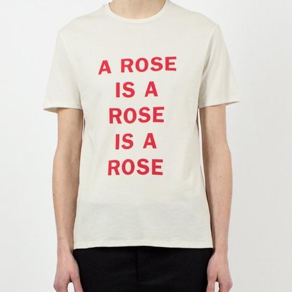 White Rose Boy T - £85