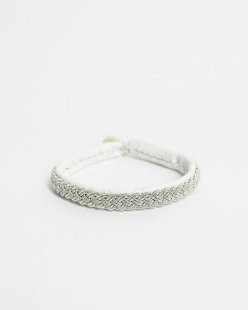 White A1 Bracelet MARIA RUDMAN -£140