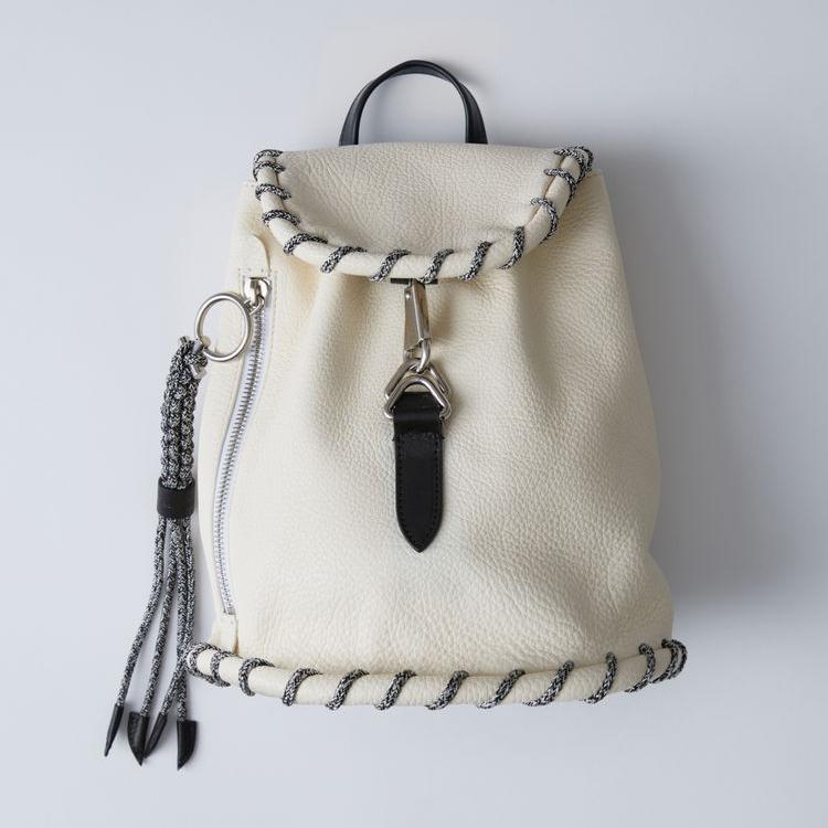 Acne Studios -Rope jungle grain white/black -£1200