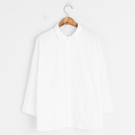 Olive Two Pocket Mini Shirt - £59.00