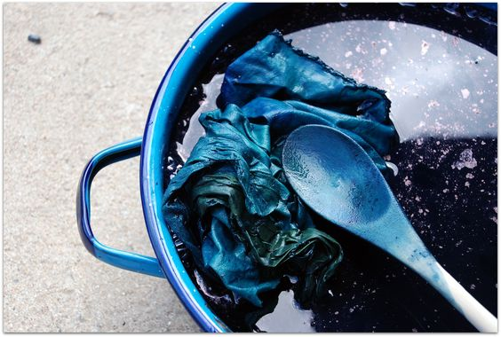 2 Part Indigo Dying Workshop - Held at Blackhorse Lane Ateliers,this unique class is the perfect gift for someone with an interest in textiles and the art of indigo dying.You will be taught by Liza Mackenzie who