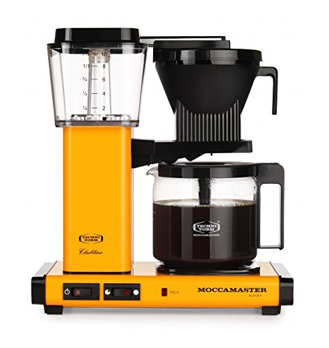 Moccamaster Filter Coffee Machine - From glowing reviews, to its contemporary design, this would be perfect for someone a little bit too cool for your standard Nespresso machine.£190.00 (Buy coffee papers for £3.95)