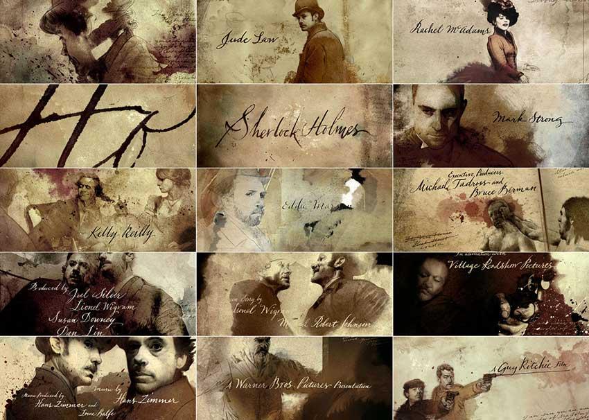 Sherlock Holmes End Credits