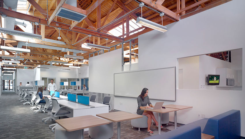 CoWorks LA in Santa Monica