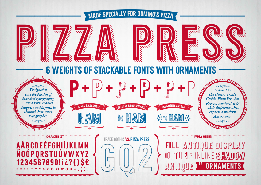 Pizza Press Domino's