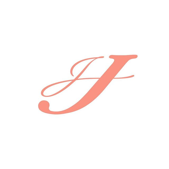 Logo per Day: 21 / 25 Symbol for my friend's (Jen & Jeff Heesch) wedding invite. Their two first name initials combine (or marry) to make their last name initial. The script J on the left being for Jen and the heavier italicized J for Jeff on the right. (This is a twenty-five day quick look at my logo design work from recent years.) #logodesign #logos #wordmark #brandmark #graphicdesign #graphicdesigner #typography #vectorlogo #branddesign #designfirm #designagency #losangelesdesign #creativedirector #artdirector #designpassion #graphicpassion #graphicdesignpassion #colorpalette #brandrepsearch #branddesign #branddesigner #logomar #logomark