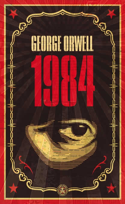 1984  by George Orwell**Having never read the novel in school, I thought post-election madness and dystopic fears would be good reasons to read the book now.