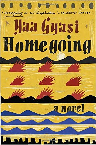 Homegoing by Yaa Gyasi*** This has got to be one of the most incredible and in-depth books I have ever read. Following two separated sisters and their lineage,from the start of the slave trade in Ghana up to modern day. Yaa Gyasi eloquently explores the carried histories and traumas.