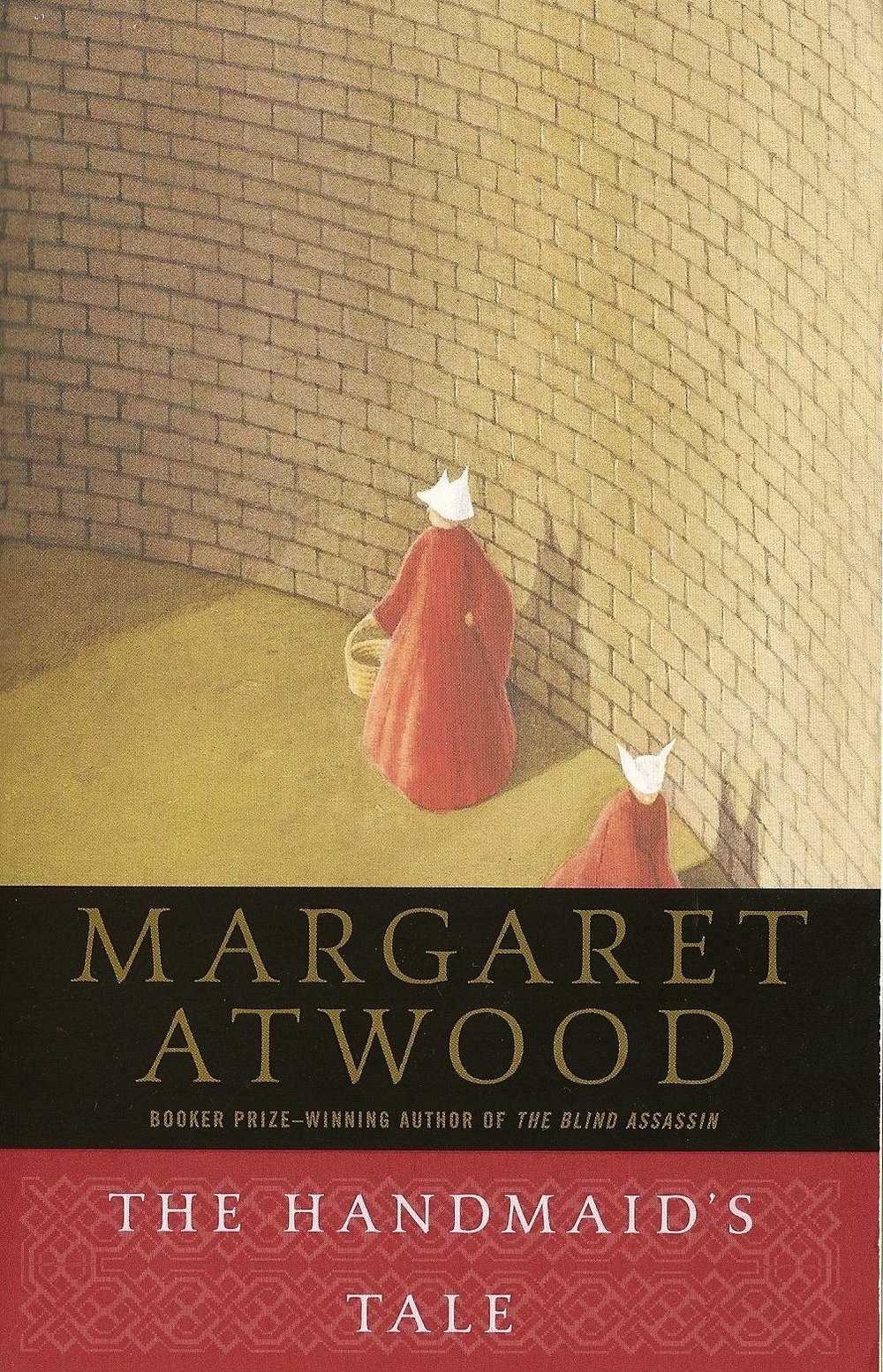 The Handmaid's Tale by Margaret Atwood*** I first read this book my senior year of high-school and with the expansion of my passion since then and the new TV show, I thought there is no better time to reread this pivotal novel. There is not a single aspect of this book I dont love. From the historical contexts that the injustices are based in, to the accurate depiction that forced reproduction is a form of torture.