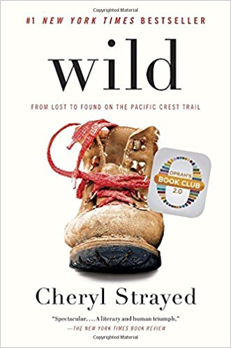 Wild by Cheryl Strayed  I read this at a point on my Watson when I was struggling a lot with myself and my purpose (around December/early January). Cheryl Strayed is a fantastic writer and to be her memoir is a testament to her strength. That being said, I first got into Cheryl Strayed by listening to her Dear Sugars podcast (I even wrote into it!). If you haven't listened to Dear Sugars, IT IS A MUST.