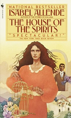 The House of The Spirits by Isabel Allende  This book has elements of magical realism and is beautifully written. Not an all time favorite book but definitely aesthetically pleasing.