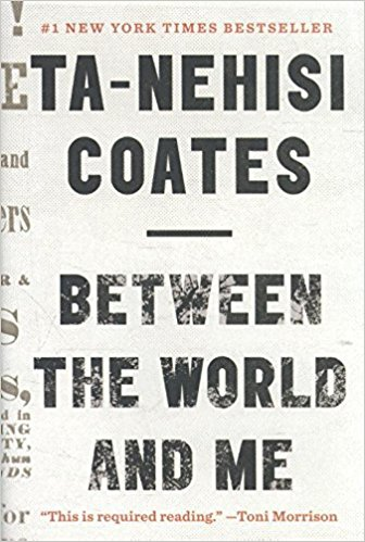 Between The World and Me by Ta-Nehisi Coates  Beautifully written and precise on the struggles of being black in America. It is also short so there is no excuse not to read it and take a moment to learn a thing or two.
