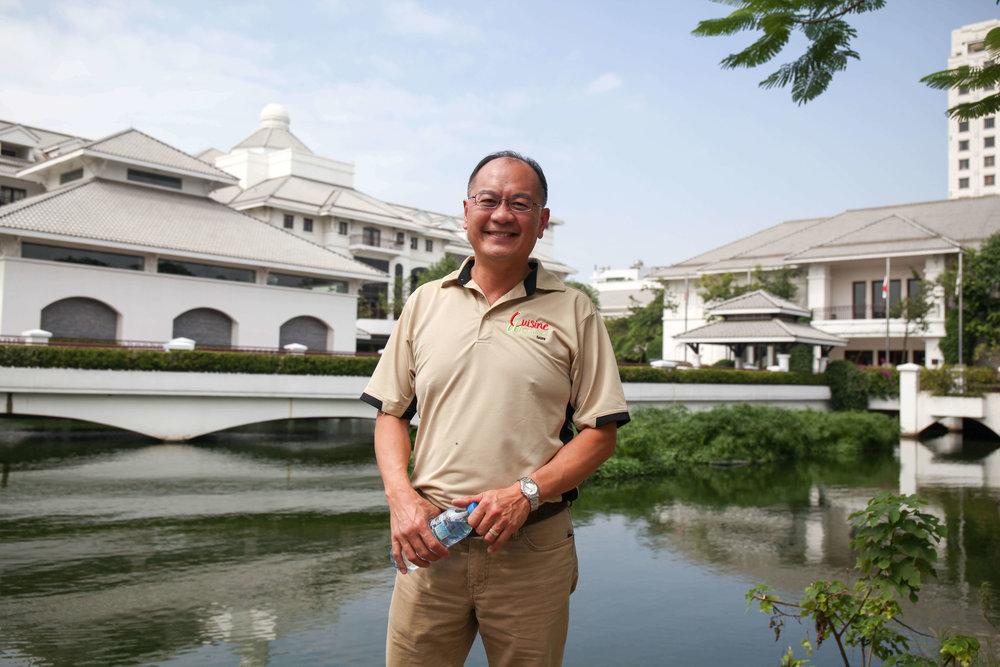 Tan Pham, owner.