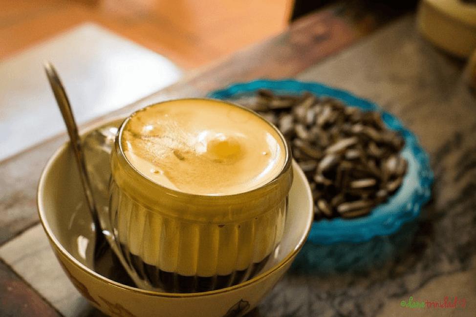 CÀ PHÊ TRỨNG (EGG COFFEE)