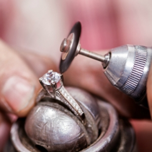 Broken prong? Missing stone? Broken clasp? All forms of jewelry repair.  Jewelry often accompanies us on all our adventures in life, and sometimes things happen. You can count on DCVJ to care for and repair your special jewelry.