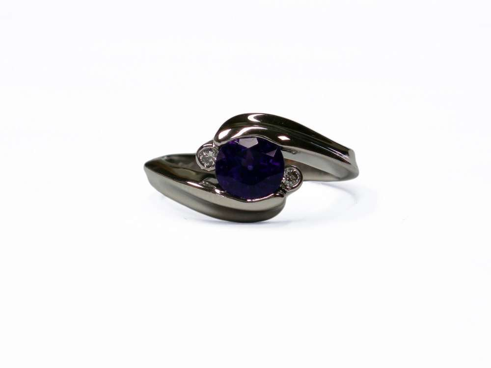 14k white golod amethyst dia. engagement ring 2.jpg