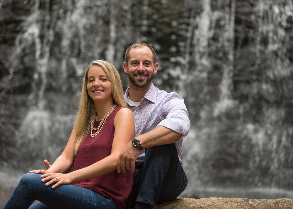 Atlanta Georgia, Engagement Photography