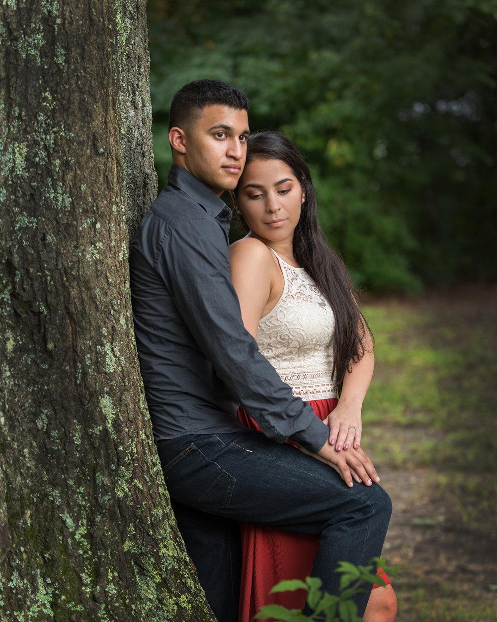 Kennesaw GA Engagement Photography