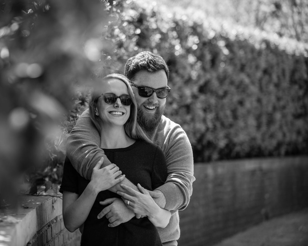 Central Park NYC engagement photos