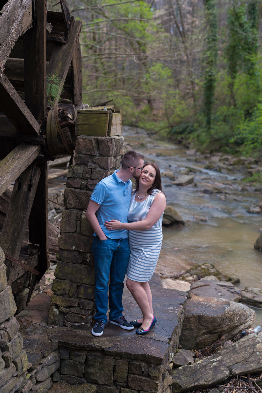 Atlanta Georgia engagement Photography