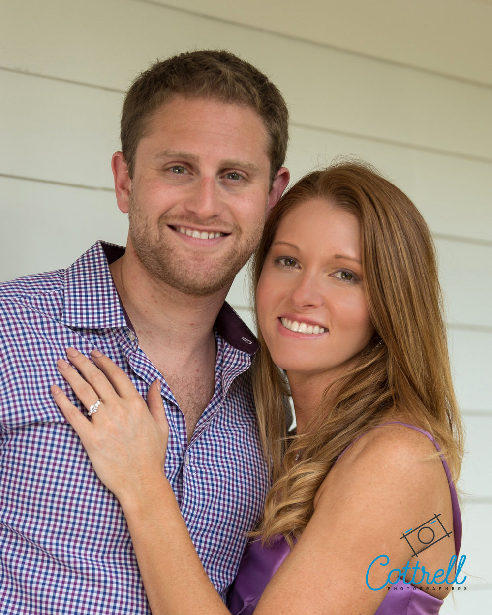 Engagement Photo Session at the Grande in Kennesaw