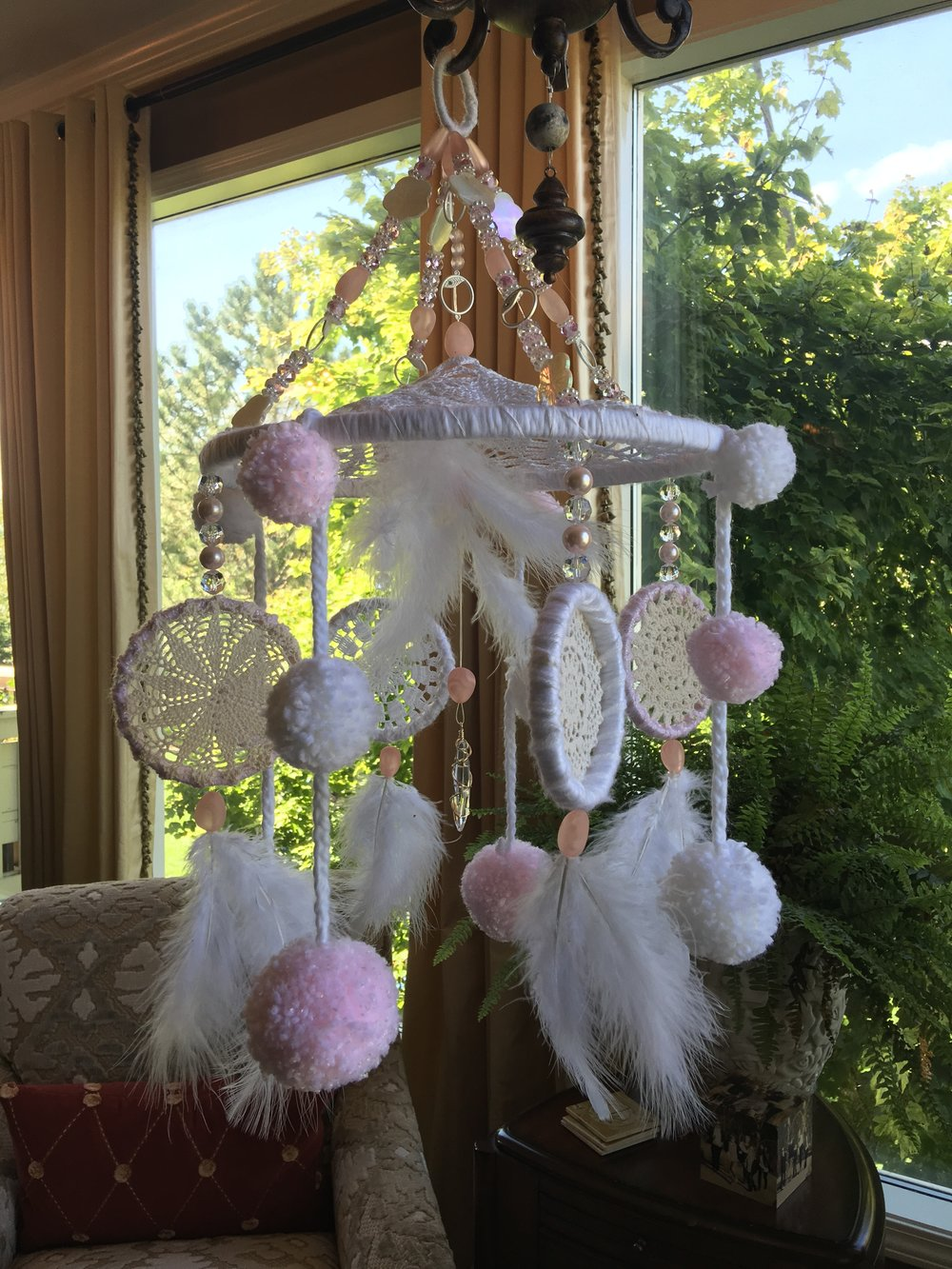 Wren's Dream Catcher Mobile (1).JPG