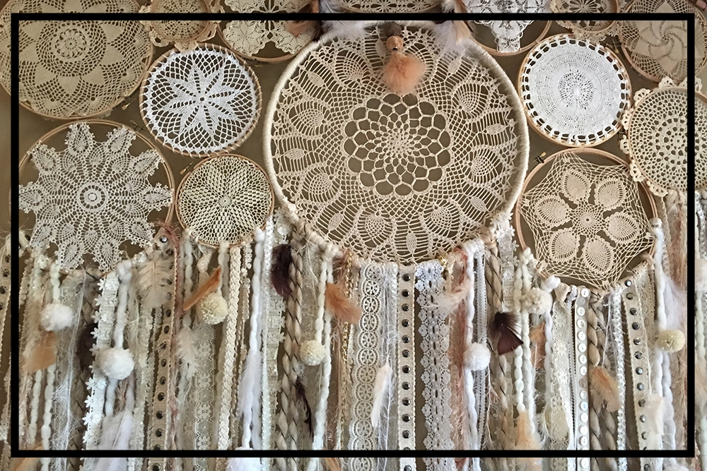 CLICK FOR DREAM CATCHER GALLERY