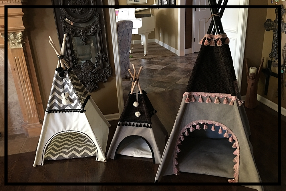 CLICK FOR TEEPEE GALLERY