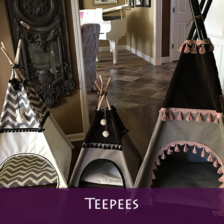 Teepees Link