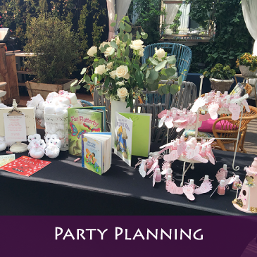 Party Planning Link